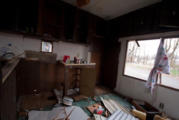Abandoned Trailer Park Louisville, Ky