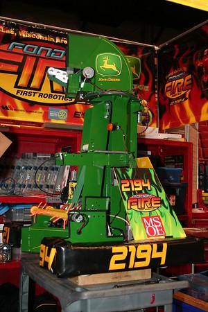 2009 Wisconsin Regional Robots