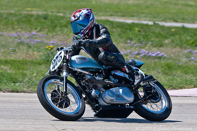 Ryan Ambrose AHRMA Race at Motorsport Ranch