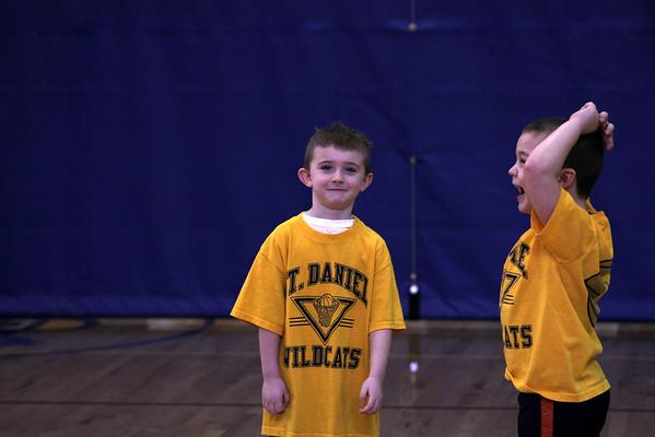 Colin Basketball 2011