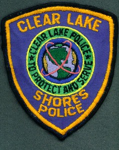 Clear Lake Shores Police