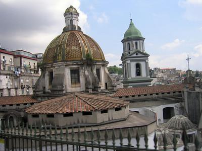 Naples, Italy - May 2007
