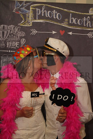Chris & Zoe's PhotoBooth 2/8/15