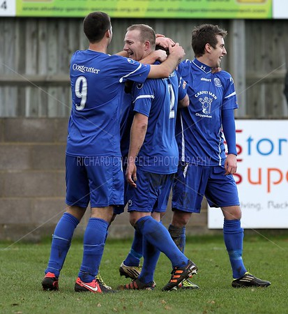 CHIPPENHAM TOWN V KETTERING MATCH PICTURES