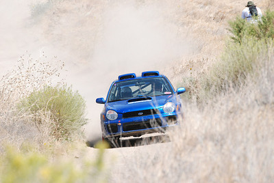 Gorman Ridge Rally 2007