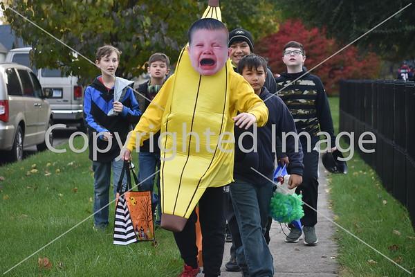 Halloween in Blissfield 2018