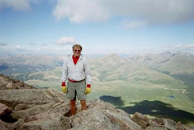 Mt. Bierstadt 7-31-2005