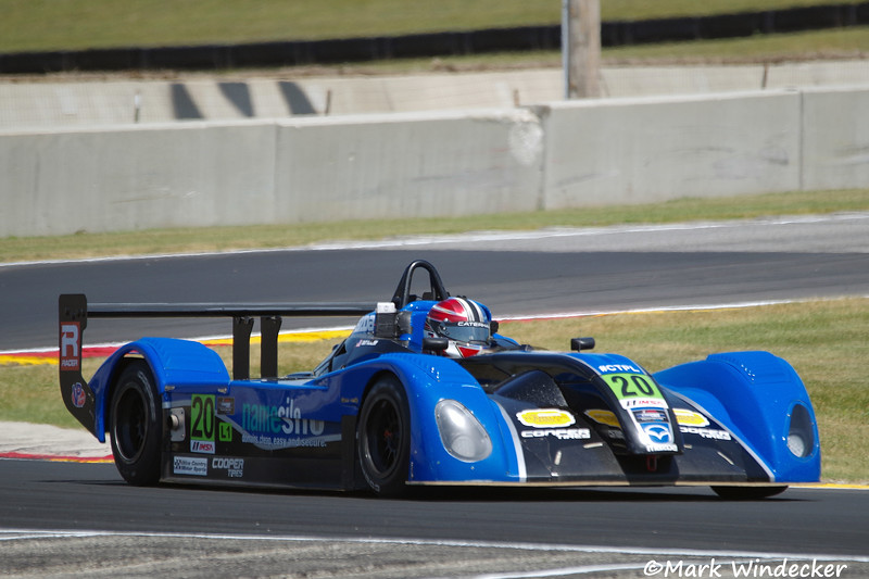 2nd Matt McMurry JDC Motorsports