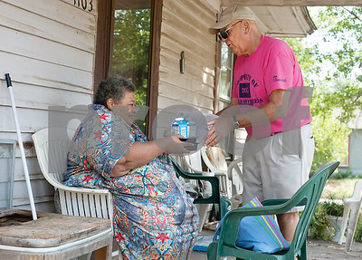 Meals On Wheels volunteer to be recognized for years of service