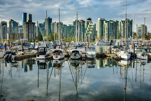 Seattle-Victoria-Vancouver