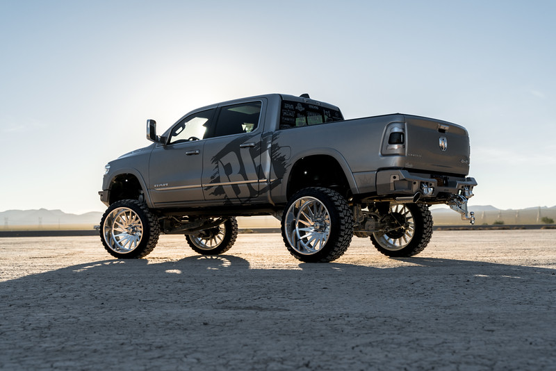 @Ericcastillo7541 2019 Dodge Ram Limited 1500 26x14 Polished MORPH 37x55r26 Fury-45.jpg