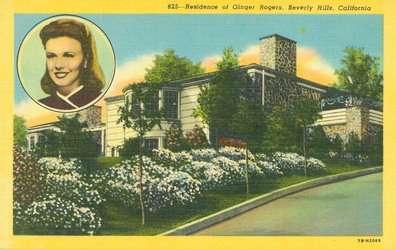 Ginger Rogers House