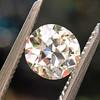 .85ct Old European Cut Diamond, GIA J VS2 19
