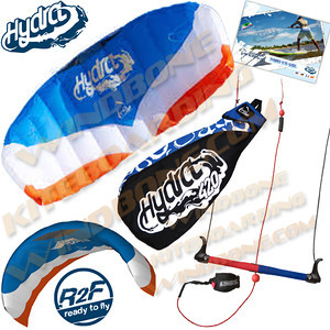 HQ Hydra-II 420 Water Trainer Kite Foil Power Kitesurfing Kiteboarding