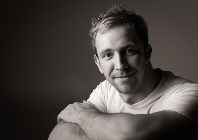Ben Shaw - Pavilion Studio Portrait Lighting Class