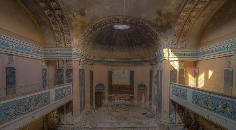 Urbex - Abandoned Churche (CZ)