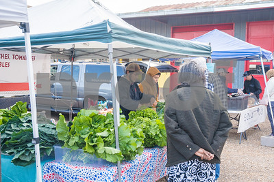 4/14/18 Rose City Farmers Market by Harold Vincent