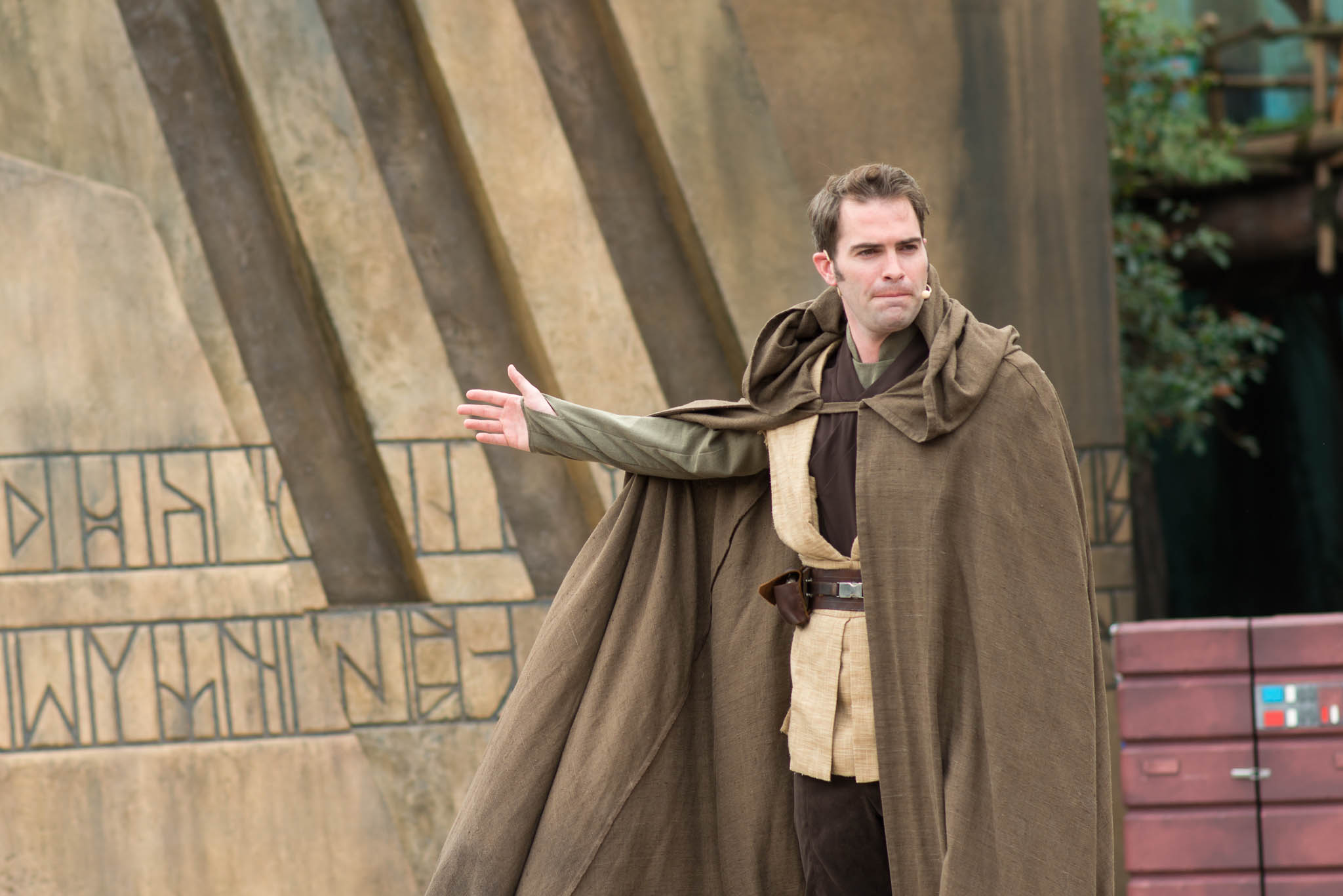 Disney's Hollywood Studios - Jedi Training: Trials of the Temple
