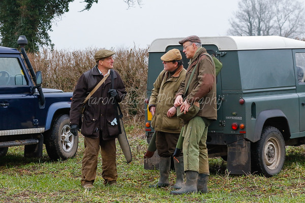 Hall Farm Shoot 25th January