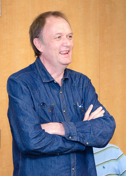 Tim Norton -- Bruce Woodgate retirement party, NASA/GSFC, June 2013