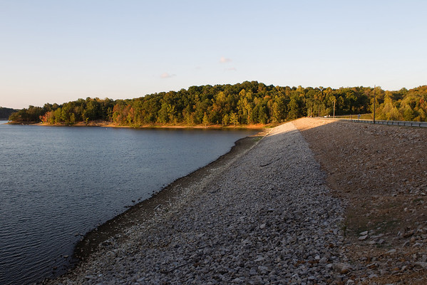 Lake Monroe - Fall 2010