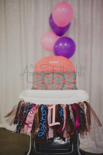 Paisleigh One Year Party