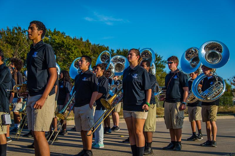 Homecoming Parade and Pep Rally 2015-11