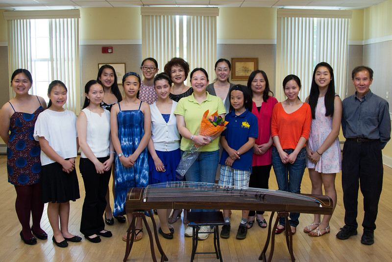 2015-06-13 Guzheng Students Recital