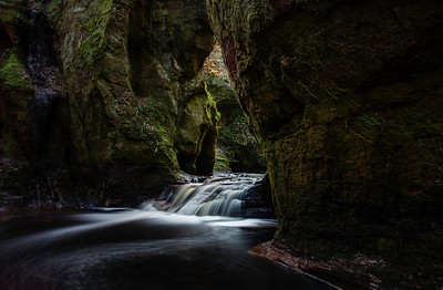 Devils Pulpit, Glen Finnich.
