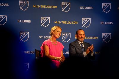 Saint Louis Major League Soccer Franchise Awarded