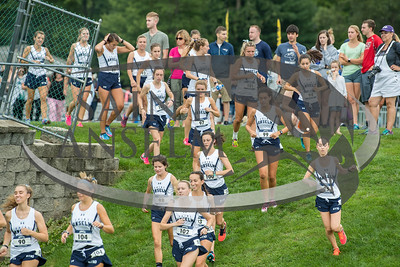 Cross Country at Shacklette Invitational (09/01/18) Courtesy Jim Stankiewicz