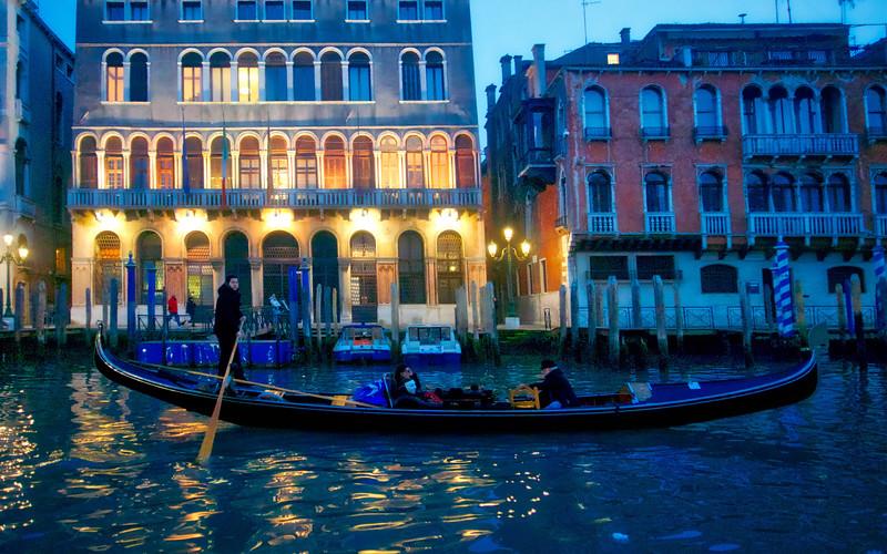 Grainy Venice