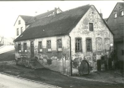 Alte Schulhäuser in Eppelborn