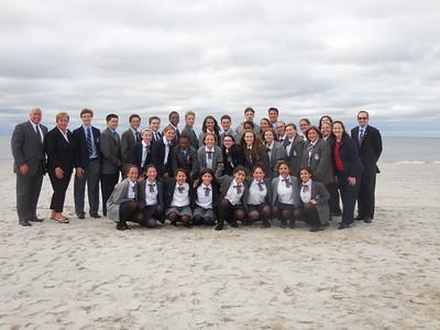 Gregorian Consortium Retreat & September 11 Memorial Service