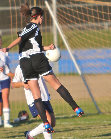Outlaw Ladies Soccer vs LaPine 10-2-12