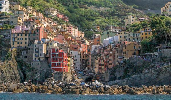 Central Italy-Pompeii, Amalfi Coast, Cinque Terre, Pisa and Lucca