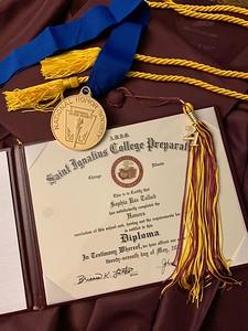 Sophia's Graduation - May 27, 2021