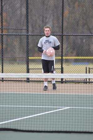 Varsity Soccer Tennis