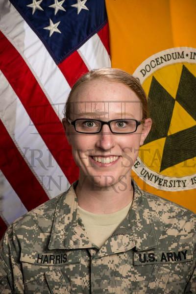 15525 Army ROTC Cadet Portraits 4-1-15