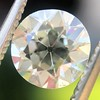 1.09ct Old European Cut Diamond GIA M VS2 1