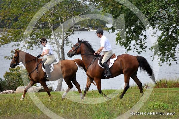 2014.9.21 NHC Westport Hunter Pace