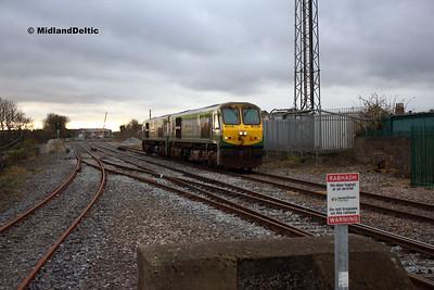 Portlaoise (Rail), 19-12-2018