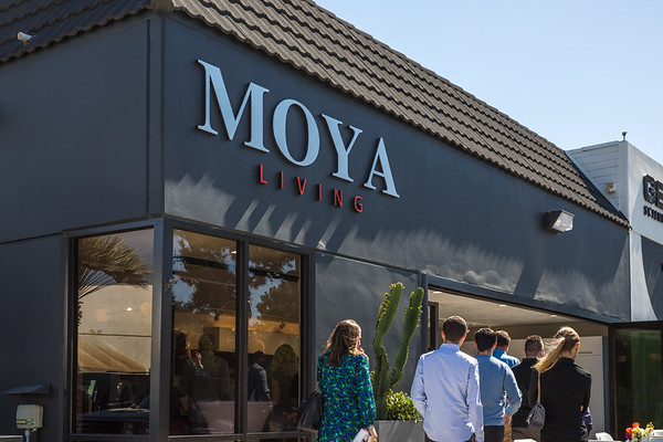 Luxe Moya Luncheon