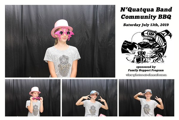 N'Quatqua Band Community Party