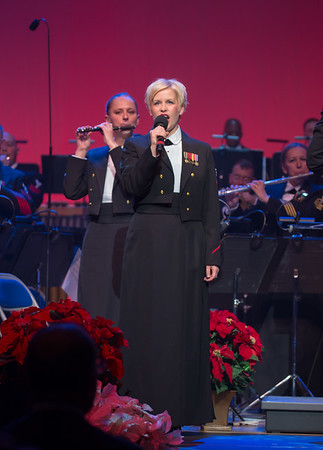 Navy Band Holiday Concert  (2015)