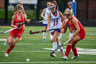 Field Hockey Heritage at Riverside 10.09.18 (by Trish Baer)