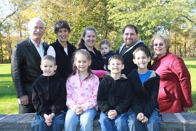 Thayer Family 10-17-11