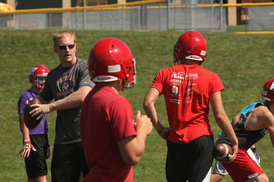 Westby practice FB13