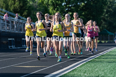 Track and Field: 2017 Conf. 21B 3200 Championships 5.16.17 (by Chas Sumser)