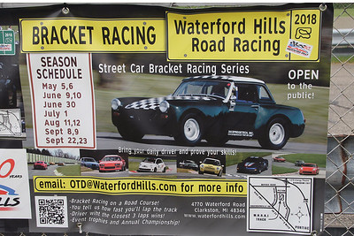 2018 Waterford Hills Weekend #2 Bracket Racing